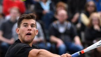 Dominic Thiem triumphiert in Stuttgart