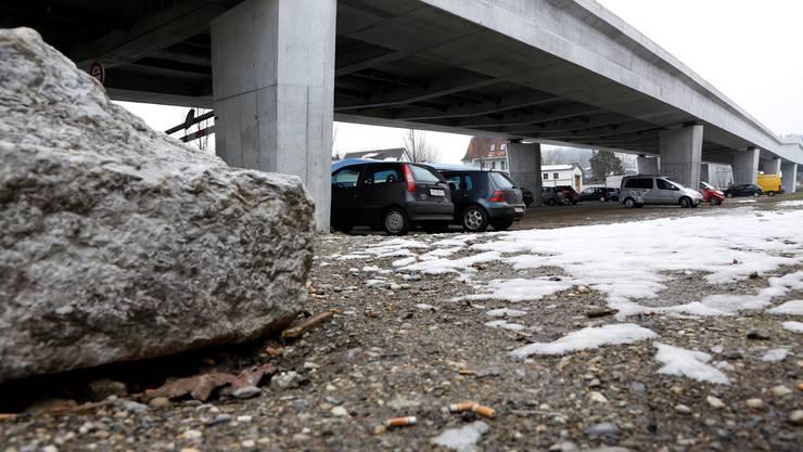 Der Kanton zahlt 5,9 Mio. an Mehrkosten der Westumfahrungsbrücke in Solothurn.