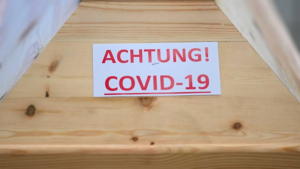 Grenze von 500'000 Corona-Todesfällen in der EU überschritten