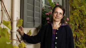 Die Liebe führte Martina Sigg in den Aargau.