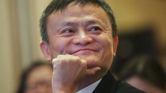 Beim chinesischen Konzern Alibaba soll es eine geordnete Nachfolge nach der Rücktrittsankündigung von Chef Jack Ma geben. (Archivbild)