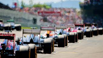 Die Formel 1 war zum letzten Mal vor sieben Jahren in Nürburg zu Gast