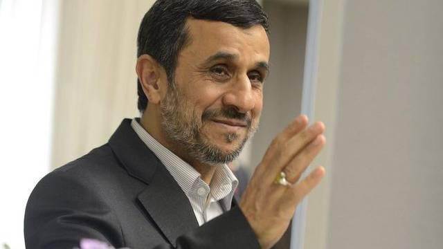 Ahmadinedschad am UNO-Hauptsitz in New York