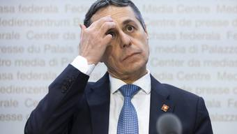 Die Pläne zur internationalen Zusammenarbeit von Aussenminister Ignazio Cassis stossen nicht nur auf Gegenliebe.