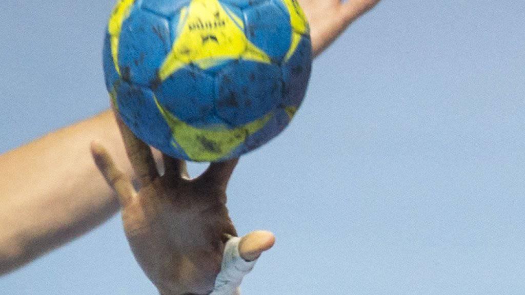 Der BSV Bern Muri setzte gegen Pfadi Winterthur ein Zeichen (Symbolbild)