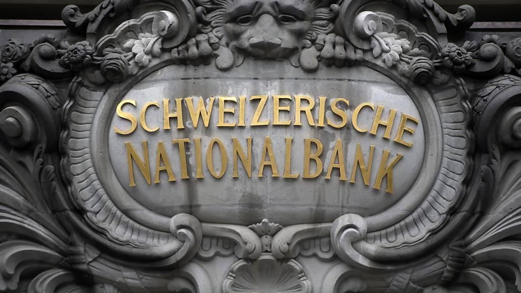 Die Kriegsgeschäfte-Initiative verlangt, dass sich die Schweizerische Nationalbank nicht mehr an Kriegsgeschäften beteiligen darf. (Archivbild)