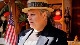 «Es macht mir trotz allem Spass», sagt Claudio Meier. Er nimmt zum vierten Mal an der Basler Herbstmesse teil.