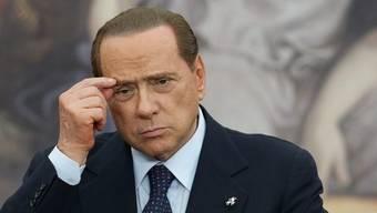 Italiens Ministerpräsident Berlusconi muss eine Schlappe hinnehmen