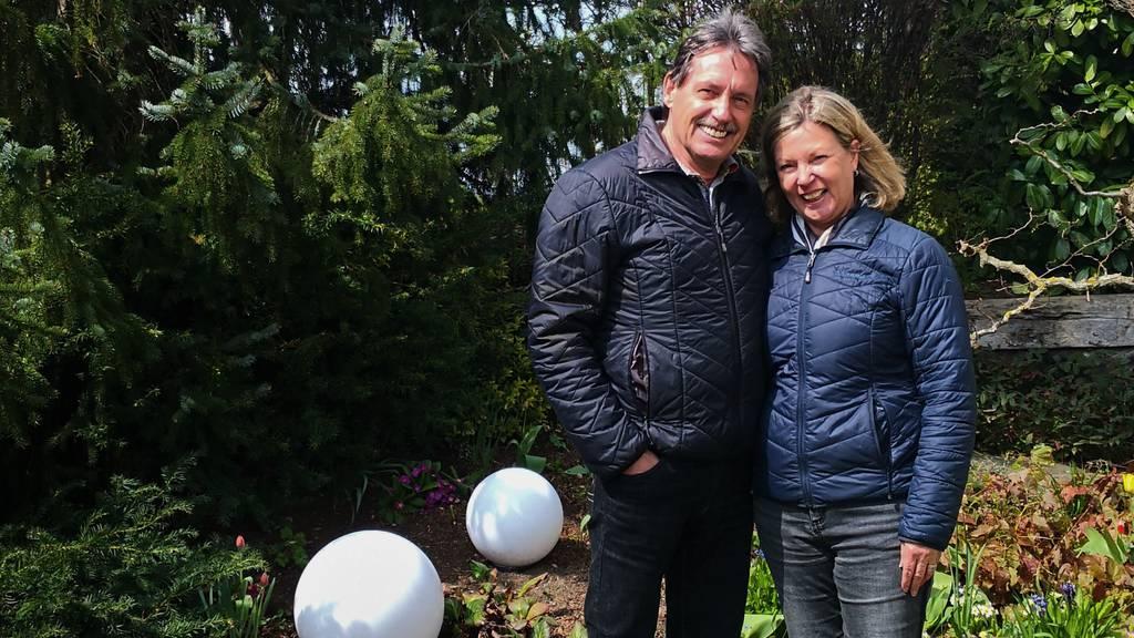 Heidi + Theo Roth aus Knutwil