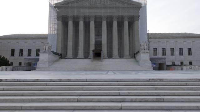 Anti-Homo-Protest endet beim Obersten Gerichtshof in Washington