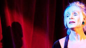 Singt vom rosigen Leben: Stella Palino. Patrick Hersiczky/HO