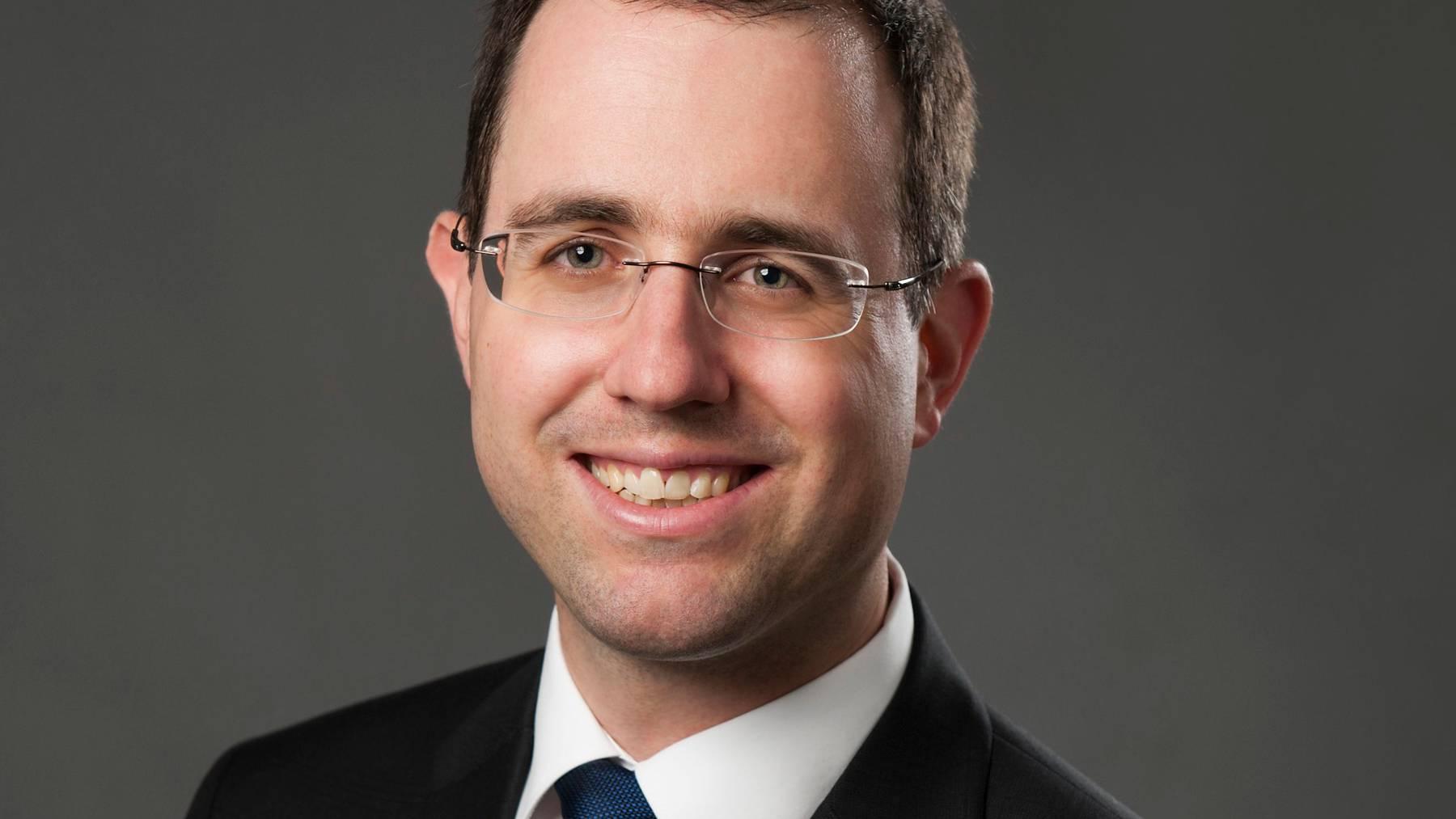Martin Steiger ist Anwalt für Recht im digitalen Raum.
