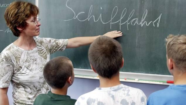 Höhere Löhne als Mittel gegen Lehrermangel (Symbolbild)