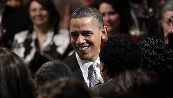 Barack Obama lauschte schwarzer Musik, gesungen von Jamie Foxx, Stevie Wonder und Sheryl Crow