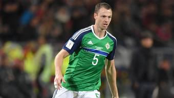 Wird Jonny Evans eine entscheidende Rolle in der Barrage spielen können?