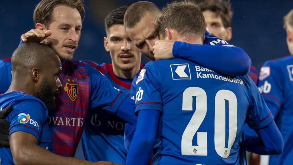 Basel will in Lugano Auswärtsniederlagenserie beenden