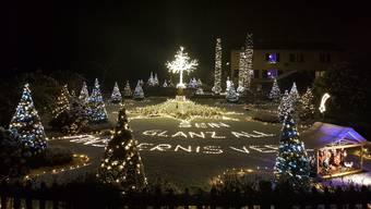 Weihnachtsbeleuchtung Koblenz