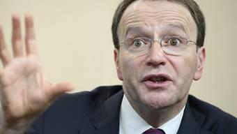 Verkaufen, Übernehmen und Schliessen: Nestlé-Konzernchef Mark Schneider hat in seinem ersten Jahr den Nahrungsmittelkonzern kräftigt durchgekämmt.