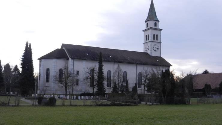 Immer noch im Fokus: Die geplante Natelantenne im Kirchturm in Kriegstetten.
