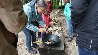 Entdeckungstour im Wald von Riedholz