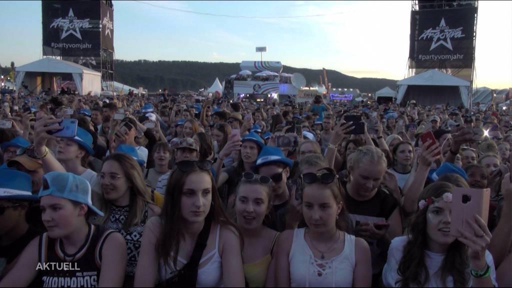 Bestehen noch Chancen für Festivals im Sommer?
