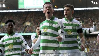 Celtic Glasgow sicherte sich zum 9. Mal in Serie den Meistertitel in Schottland