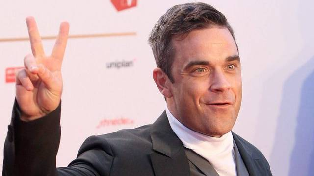Robbie Williams ist stolzer Papa (Archiv)