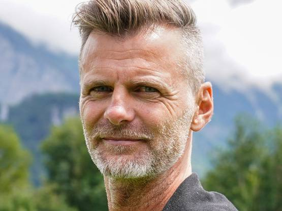 Alain Sutter, Sportchef FC St.Gallen.
