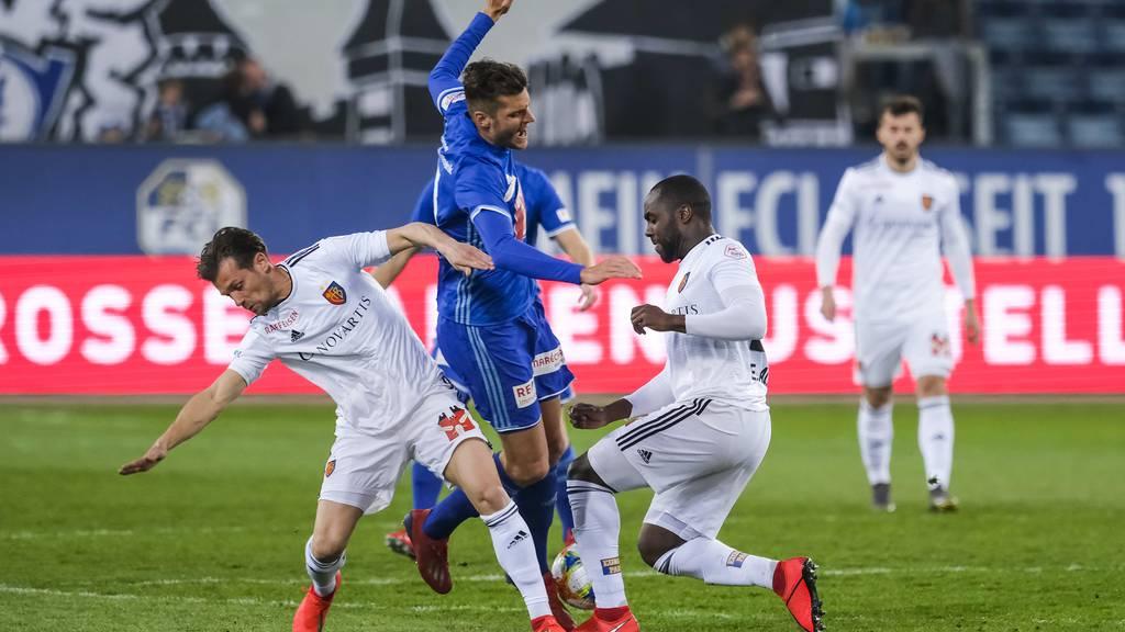 FCL verliert gegen Basel