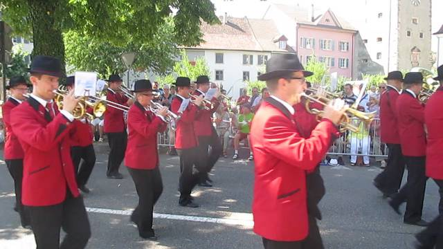 Musikfest «Ohren auf» Laufenburg