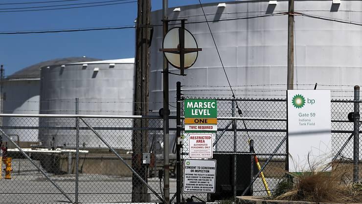Der britische Ölkonzern BP leidet unter der Coronapandemie (Archivbild).