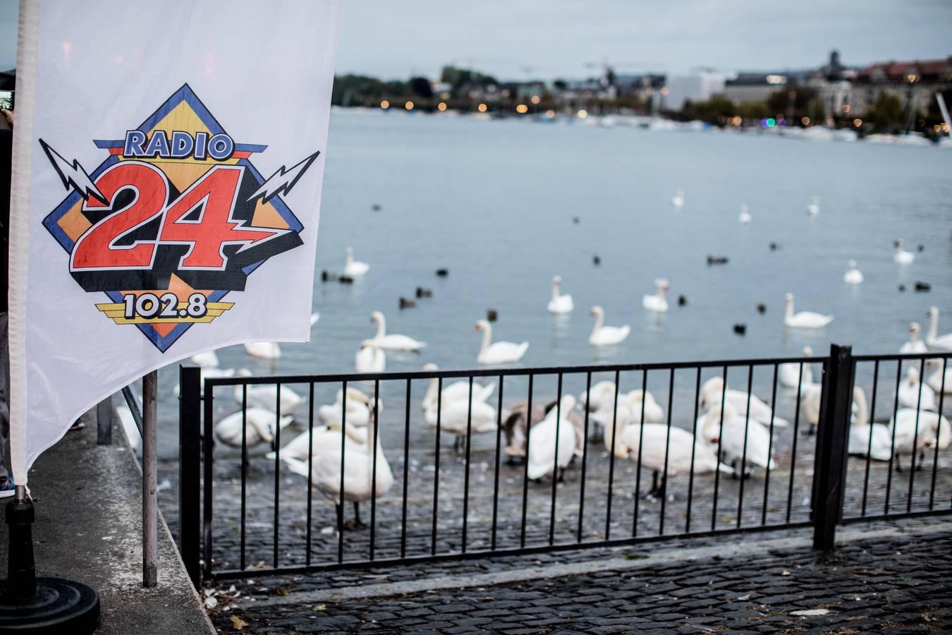Ehemaligen-Anlass (© Radio 24)