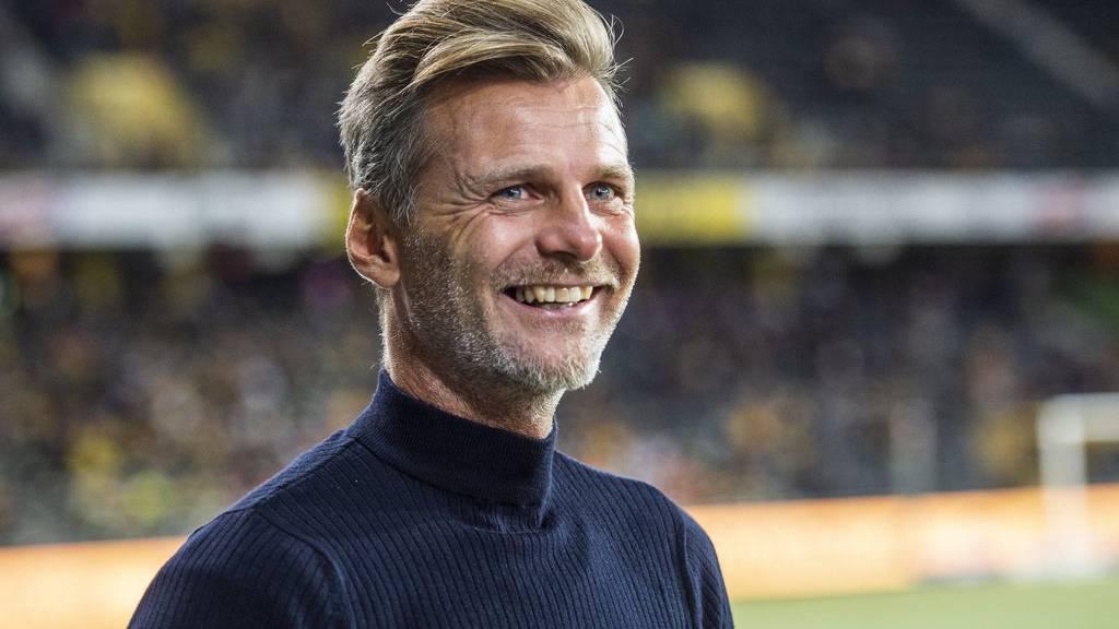 Alain Sutter bleibt FCSG-Sportchef