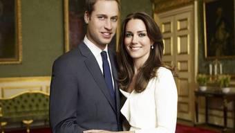 Kate und William so weit das Auge reicht