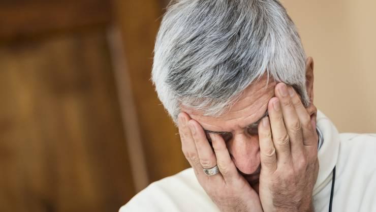 """Der assistierte Suizid dürfe keine normale und sozial anerkannte Dienstleistung werden, sagen die Schweizer Bischöfe. Dennoch gelte es, die leidenden Menschen mit """"Liebe und Barmherzigkeit"""" zu begleiten. (Symbolbild)"""