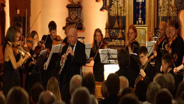 Konzert mit Oboist und Grammy-Gewinner Heinz Holliger