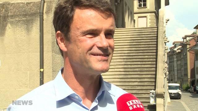 Ohrfeige für Wasserfallen: FDP will Müller im Regierungsrat