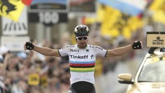 Weltmeister Peter Sagan wird auch Europameister