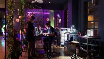 Bei «Safer Dance Basel» können Partygänger ihre Drogen testen lassen. zvg