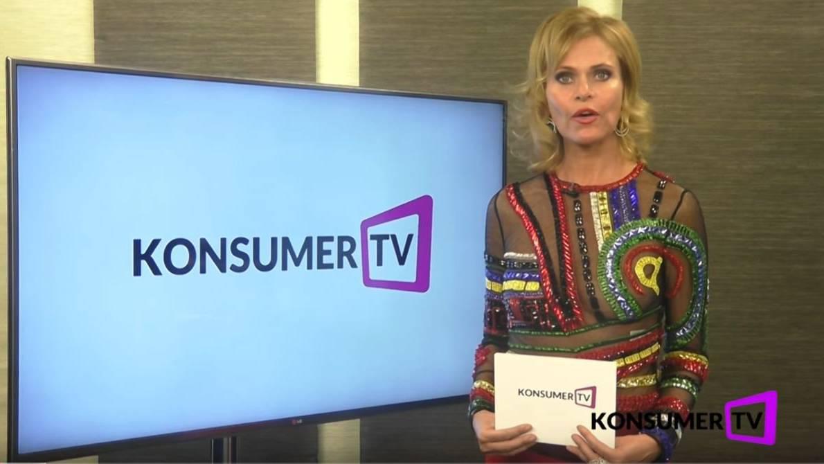(Screenshot Schweiz 5) Irina Beller versucht sich als Fernsehmoderatorin