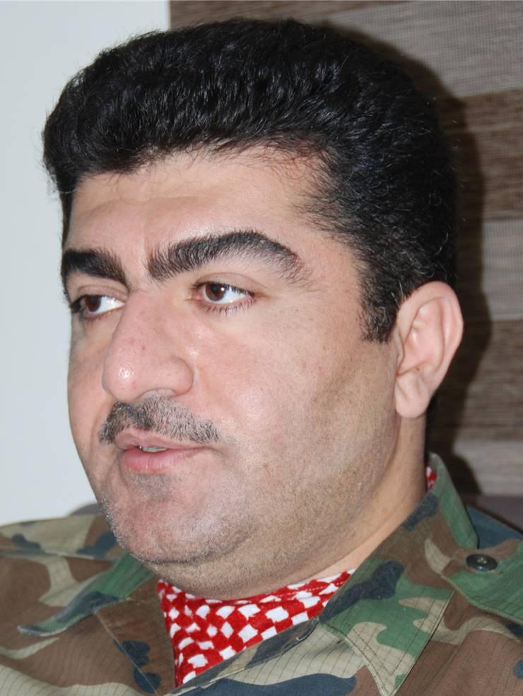 Sirwan Barzani, 45, ist der ranghöchste Peschmerga-General. Seine Truppen garantieren den Schutz der Kurdenhauptstadt Arbil. Auch als Geschäftsmann ist der Neffe von Kurdenführer Massud Barzani erfolgreich. Der Wert seiner Telefongesellschaft Korek wird mit zwei Milliarden Dollar angegeben.