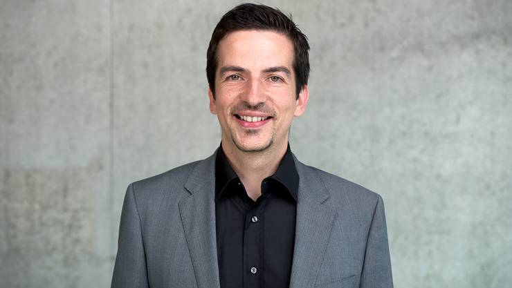 Er ist einer der Referenten am International Health Application Summit. Der Anlass findet am 21. Juni in Winterthur statt.