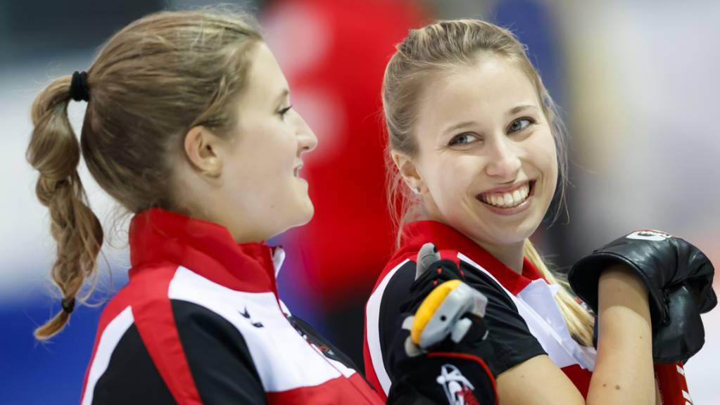 Céline Koller (links) und Elena Stern gehen getrennte Wege.