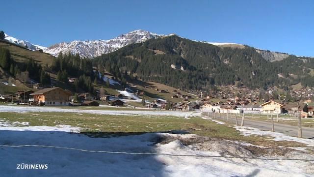 Skirennen Adelboden in Gefahr
