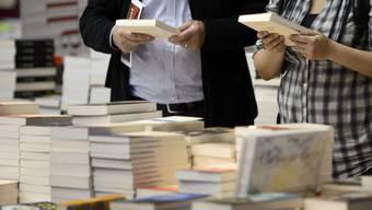 Unsterblich: Bücher am Salon International du Livre in Genf