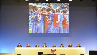 Die 120. Generalversammlung des FCB