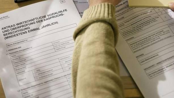 Die Anträge für Sozialhilfe dürften bald massiv steigen.