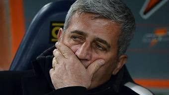 Lazios Trainer Vladimir Petkovic