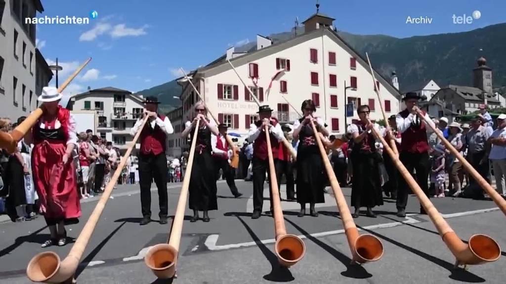Eidgenössisches Jodlerfest 2023 in Zug