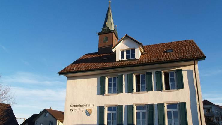 Die Gemeinde Islisberg war schweizweit die schnellste